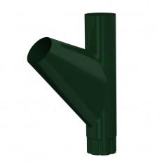 Тройник трубы D100 (ПЛД-02-6005-0.5)