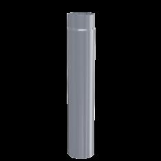 Труба водосточная D100х3000 (ПЛД-02-7024-0.5)