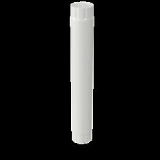 Труба соединительная D100х1000 (ПЛД-02-9010-0.5)