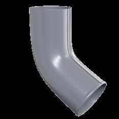Колено сливное D100 (ПЛД-02-7024-0.6)