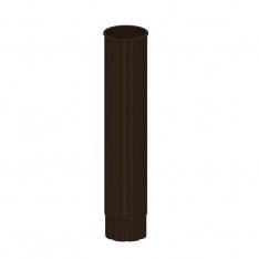Труба водосточная D100х2000 (ПЛД-02-RR32-0.5)