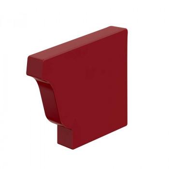 Заглушка желоба 120х86 правая (ПЭ-01-3005-0.5)