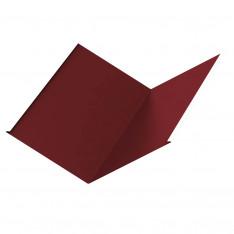 Планка ендовы нижняя 298х298х2000 NormanMP (ПЭ-01-3011-0.5)