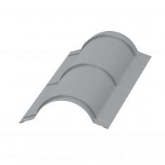 Планка конька круглого R110х2000 NormanMP (ПЭ-01-7004-0.5)
