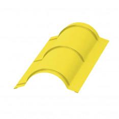 Планка конька круглого R110х2000 NormanMP (ПЭ-01-1018-0.5)