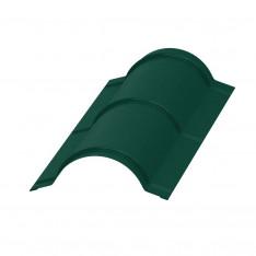 Планка конька круглого R110х2000 NormanMP (ПЭ-01-6005-0.5)