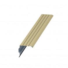 Планка торцевая 90х115х2000 NormanMP (ПЭ-01-1014-0.5)