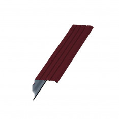 Планка торцевая 90х115х2000 NormanMP (ПЭ-01-3005-0.5)