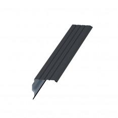 Планка торцевая 90х115х2000 NormanMP (ПЭ-01-7024-0.5)