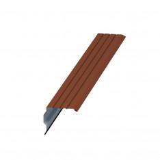 Планка торцевая 90х115х2000 NormanMP (ПЭ-01-8004-0.5)