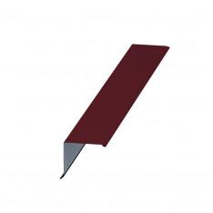 Планка торцевая 95х120х2000 NormanMP (ПЭ-01-3005-0.5)