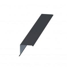 Планка торцевая 95х120х2000 NormanMP (ПЭ-01-7024-0.5)