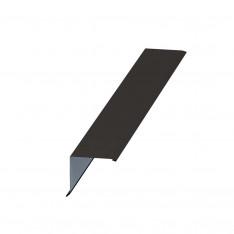 Планка торцевая 95х120х2000 NormanMP (ПЭ-01-RR32-0.5)
