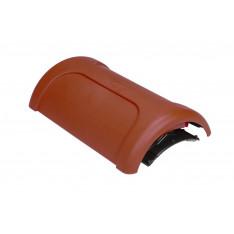 Коньковый вентиль Pelti KTV/harja для металлической кровли (RR28)
