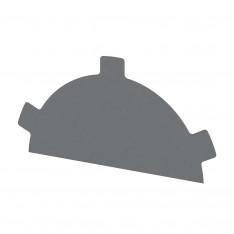 Заглушка конька круглого простая NormanMP (ПЭ-01-7004-0.5)