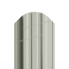 Штакетник металлический МП TRAPEZE-O 16,5х118 (ПЭ-01-9002-0.45)