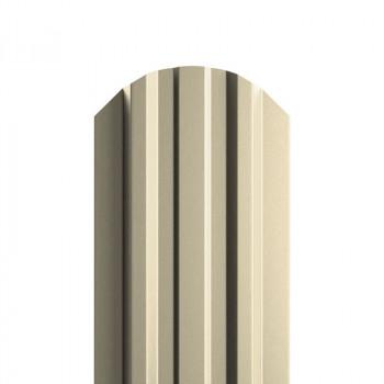 Штакетник металлический МП LАNE-O 16,5х99 (ПЭ-01-1015-0.45)
