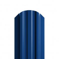 Штакетник металлический МП LАNE-O 16,5х99 (ПЭ-01-5005-0.4)