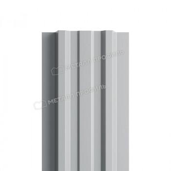 Штакетник металлический МП LАNE-T 16,5х99 (ПЭ-01-7004-0.4)