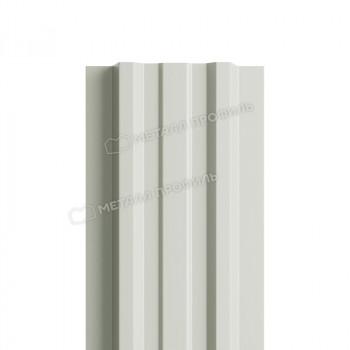 Штакетник металлический МП LАNE-T 16,5х99 (ПЭ-01-9003-0.4)