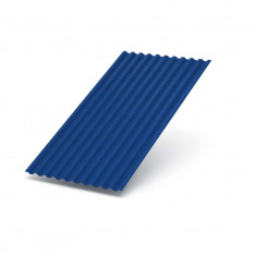 Профилированный лист C-21х1000 (ПЭ-01-5005-0.45)