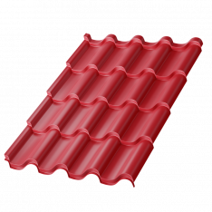 Металлочерепица МП Монтерроса (PURMAN-20-3011-0.5)