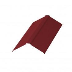 Планка конька плоского 120х120х2000 NormanMP (ПЭ-01-3011-0.5)